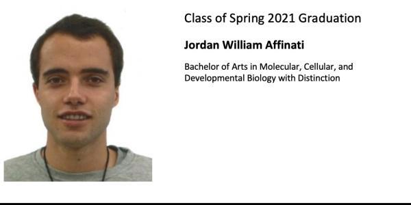 Jordan William Affinati