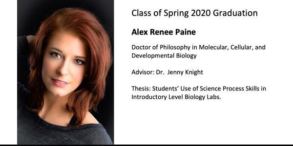 Alex Renee Paine