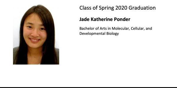 Jade Katherine Ponder