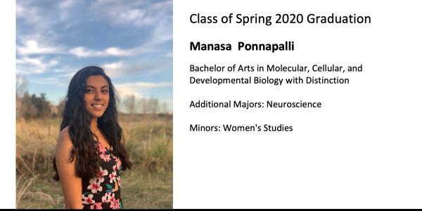 Manasa  Ponnapalli
