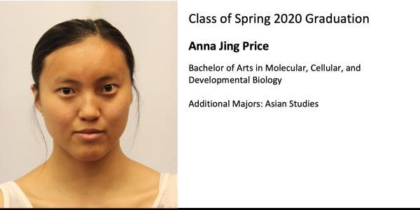 Anna Jing Price