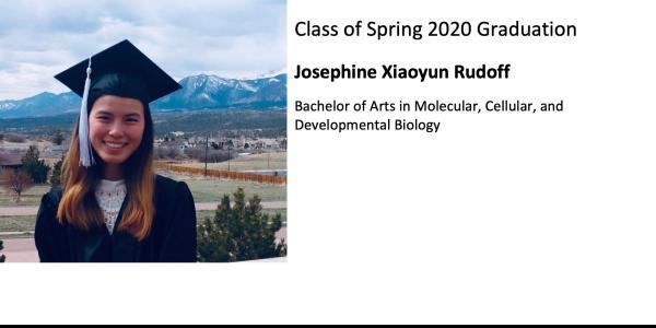 Josephine Xiaoyun Rudoff