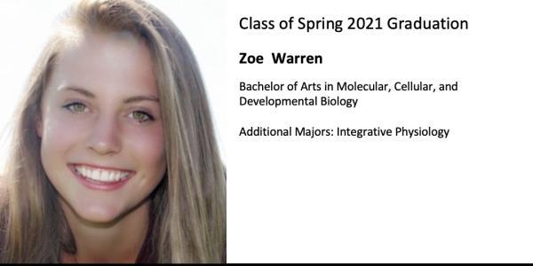 Zoe  Warren