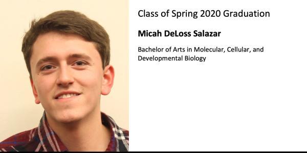 Micah DeLoss Salazar