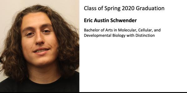 Eric Austin Schwender