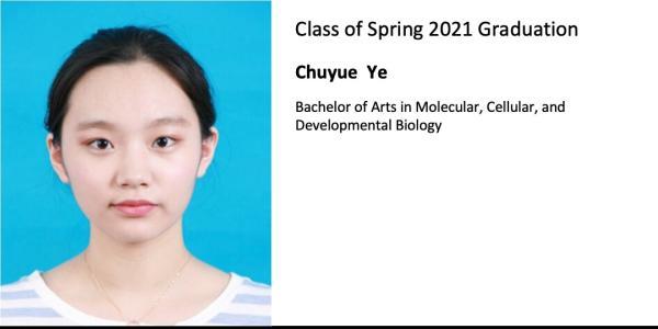Chuyue  Ye