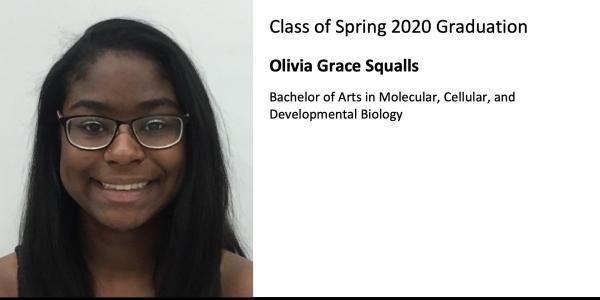 Olivia Grace Squalls