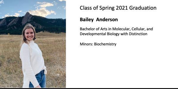 Bailey  Anderson