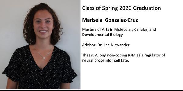 Marisela  Gonzalez-Cruz