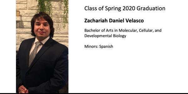Zachariah Daniel Velasco