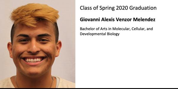 Giovanni Alexis Venzor Melendez