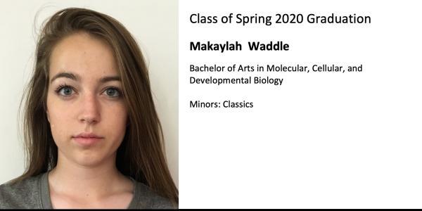 Makaylah  Waddle
