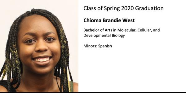 Chioma Brandie West