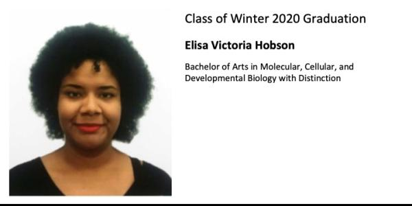 Elisa Victoria Hobson