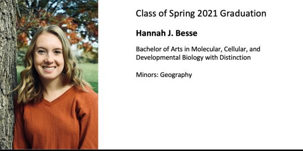 Hannah J. Besse