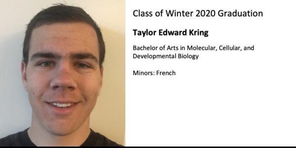 Taylor Edward Kring