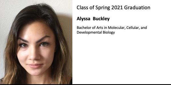 Alyssa  Buckley