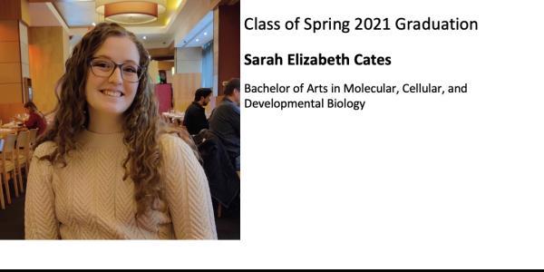 Sarah Elizabeth Cates