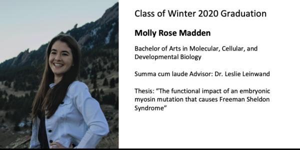Molly Rose Madden