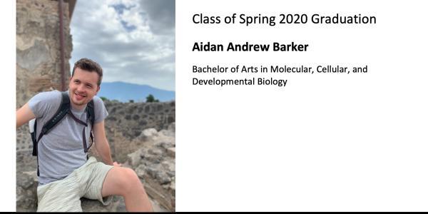 Aidan Andrew Barker