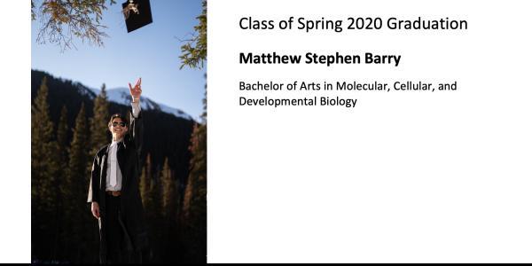 Matthew Stephen Barry