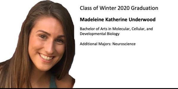 Madeleine Katherine Underwood