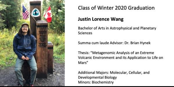 Justin Lorence Wang