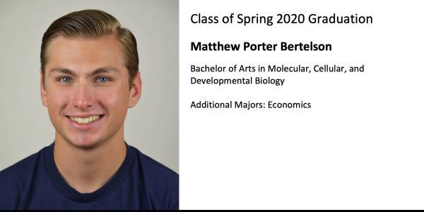 Matthew Porter Bertelson
