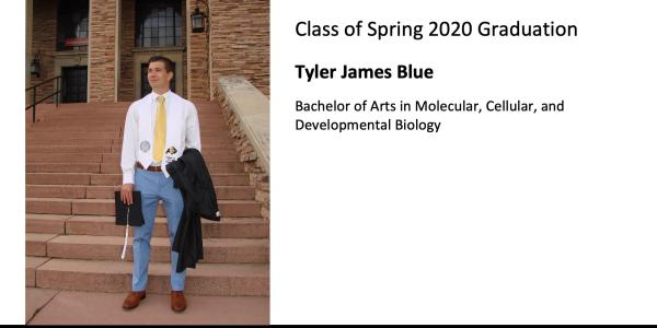 Tyler James Blue