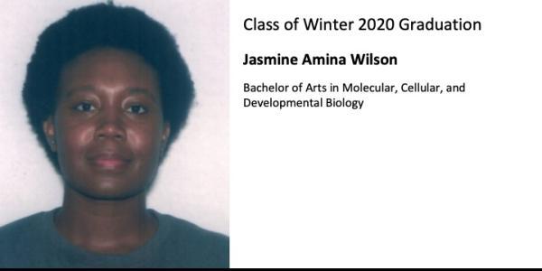 Jasmine Amina Wilson