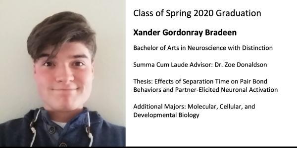 Xander Gordonray Bradeen