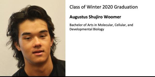 Augustus Shujiro Woomer