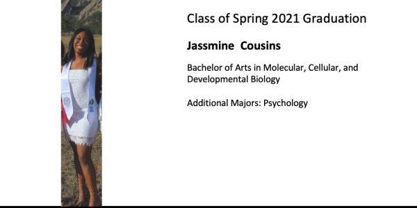 Jassmine  Cousins