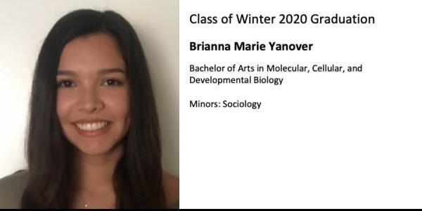 Brianna Marie Yanover