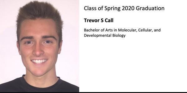 Trevor S Call