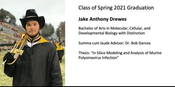 Jake Anthony Drewes