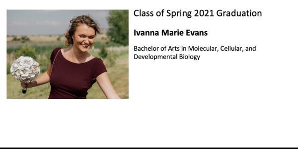 Ivanna Marie Evans