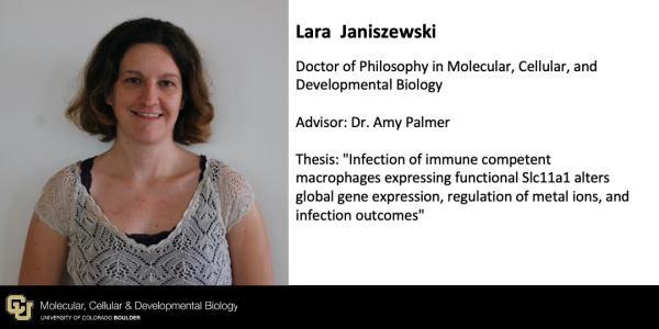Lara  Janiszewski