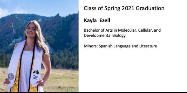 Kayla  Ezell