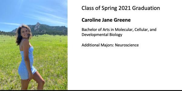 Caroline Jane Greene