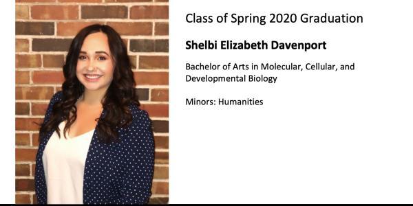 Shelbi Elizabeth Davenport