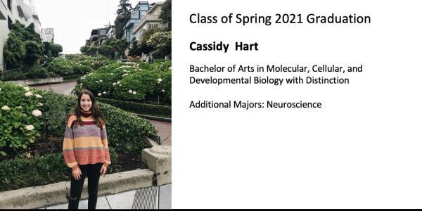 Cassidy  Hart