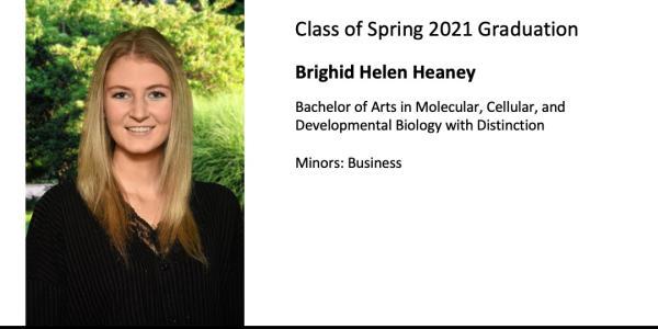 Brighid Helen Heaney
