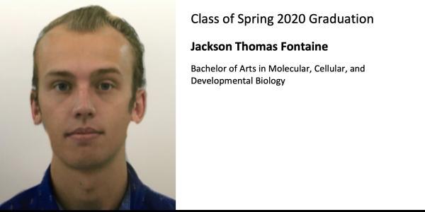 Jackson Thomas Fontaine