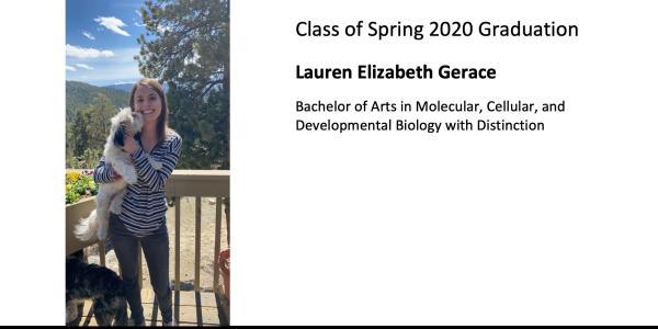 Lauren Elizabeth Gerace