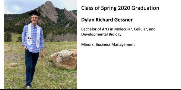 Dylan Richard Gessner