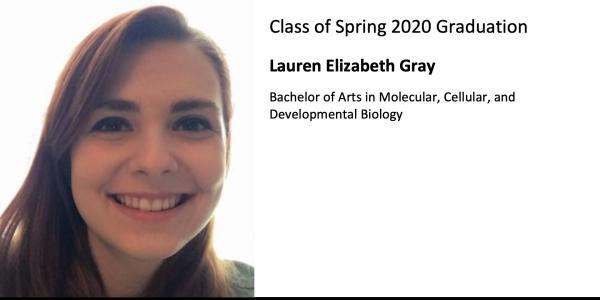 Lauren Elizabeth Gray