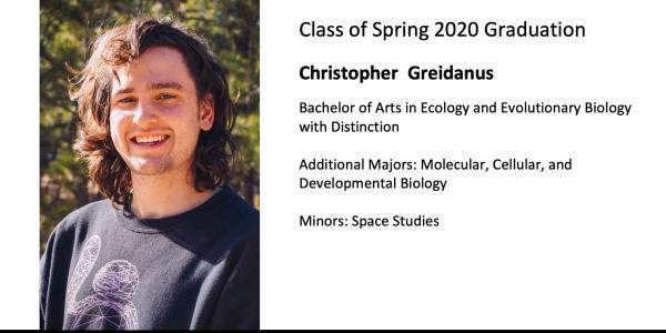 Christopher  Greidanus