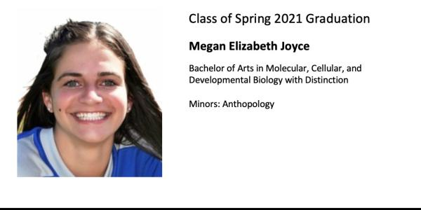 Megan Elizabeth Joyce