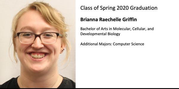 Brianna Raechelle Griffin